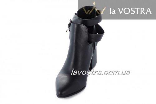 Ботинки женские Nivelie 7086 (весенне-осенние, карина, кожа)
