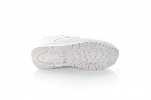 Кросівки жіночі Yes mile 8093 (весняно-осінні, білий, еко-шкіра)