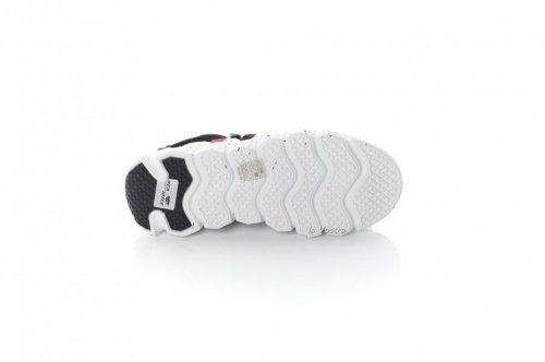 Кросівки жіночі Yes mile 8092 (весна-літо-осінь, чорний, текстиль-сітка)