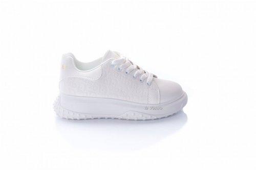 Кросівки жіночі Owya 8112 (весняно-осінні, білий, еко-шкіра)