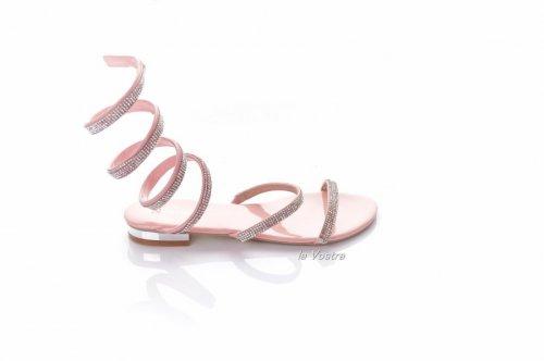Босоножки женские Seastar 2508 (весна-лето-осень, розовый)