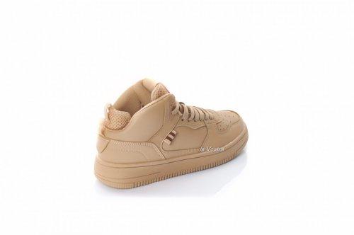 Кросівки жіночі L @ G 8076 (весняно-осінні, Кемел, еко-шкіра)