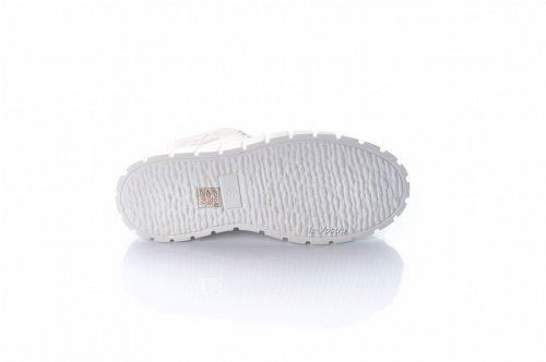 Кросівки жіночі L @ G 8070 (весна-літо-осінь, білий, еко-шкіра)