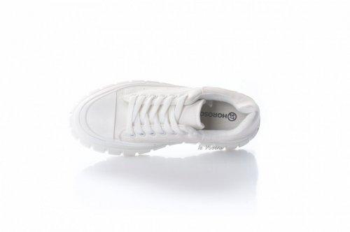 Кросівки жіночі L @ G 8069 (весна-літо-осінь, білий, еко-шкіра)