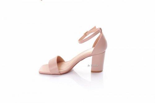 Босоножки женские Seastar 7986 (весна-лето-осень, розовый, эко-кожа)