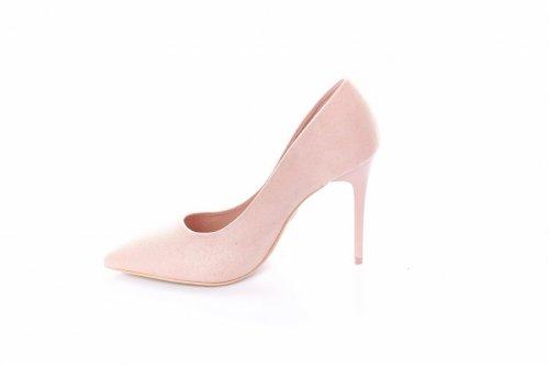 Туфли женские Seastar 7256 (весна-лето-осень, розовый, эко-замш)
