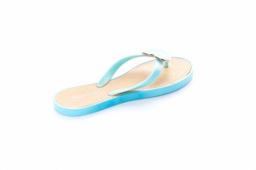Ветнамки женские Seastar PT-5290 (лето, синий)
