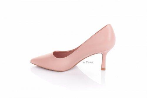 Туфли женские Seastar 7853 (весна-лето-осень, розовый, эко-замш)