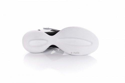 Босоножки женские Соната 7926 (лето, белый-белый, кожа)