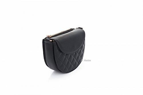 Сумка жіноча D & Bags 7811 (чорний, еко-шкіра)