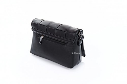 Сумка жіноча D & Bags 7815 (чорний, еко-шкіра)