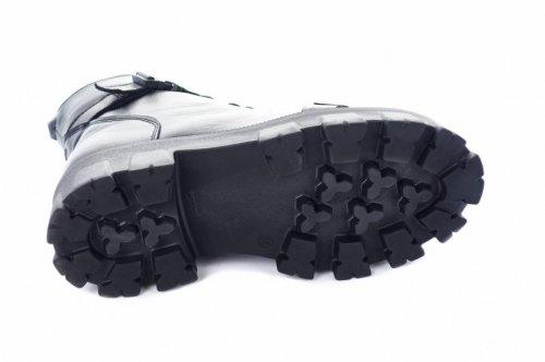Ботинки женские Ladi 7467 (зимние, черный, кожа)