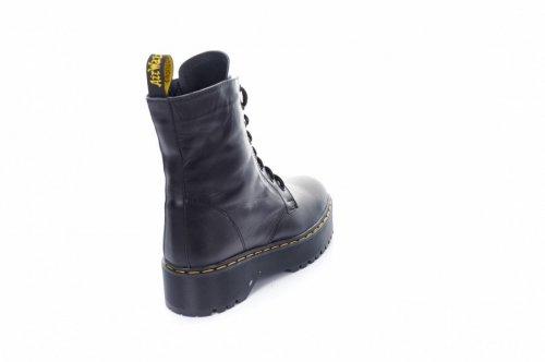 Ботинки женские Staturi 7464 (зимние, черный, кожа)