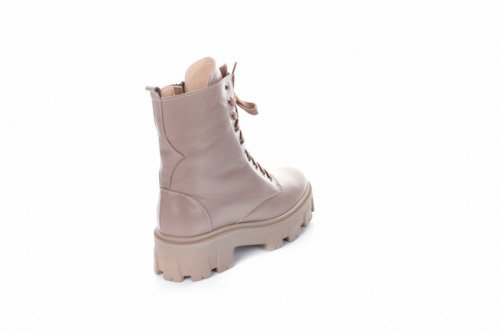Ботинки женские Ladi 7487 (зимние, вуз, кожа)