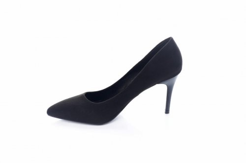 Туфли женские Seastar 6619 (весна-лето-осень, черный, эко-кожа)