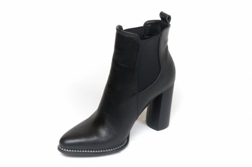 Ботинки женские Nivelie 5436 (весенне-осенние, т.карина, кожа)