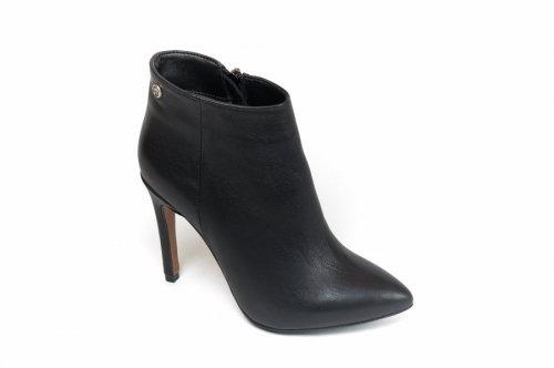 Ботинки женские Nivelie 5454 (весенне-осенние, т.фрузия, кожа)
