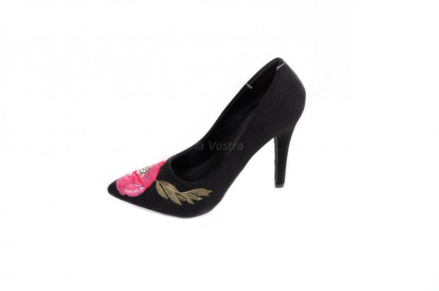 5477dc727d12bd Купити жіночі туфлі з вишивкою. Взуття жіноче за доступною ціною ...