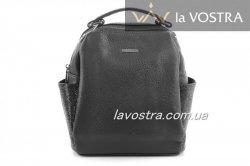 Рюкзак женский G&F 7067 (темно-серый, эко-кожа)