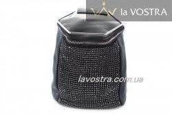Рюкзак жіночий G&F 7069 (чорний, еко-шкіра)