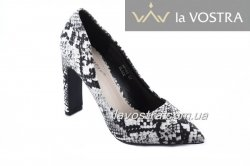 Туфлі жіночі Seastar 5780 (весна-літо-осінь, снейк, еко-шкіра)