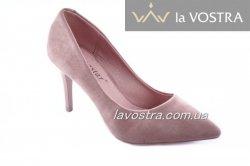 Туфли женские Seastar 7094 (весна-лето-осень, розовый, эко-кожа)