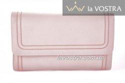 Клач женский Miss moda 6297 (д-розовый, эко-кожа)