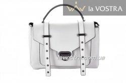 Сумка :женская Lady-bags 6970 (белый, кожа)