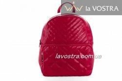 Рюкзак Miss moda 3624 (червоний, еко-шкіра)