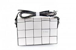 Сумка жіноча D & Bags 7816 (білий, еко-шкіра)