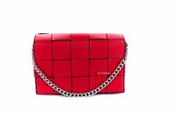 Сумка женская D&Bags 7819 (красный, эко-кожа)