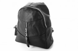 Рюкзак женский G&F 6526 (черный, эко-кожа)