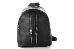 Рюкзак женский G&F 6527 (черный, эко-кожа)