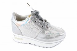 Кросівки жіночі Comer 3116 (весна-літо-осінь, білий, еко-шкіра)