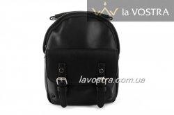 Рюкзак женский Caely&HF 6941 (черный, эко-кожа)