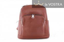 Рюкзак женский Fashion 6984 (рыжий, эко-кожа)