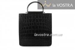 Сумка :женская Farvalla Rosso 6983 (черный, кожа)
