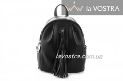 Рюкзак :женская Caely&HF 6956 (черный, эко-кожа)