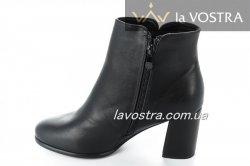 Ботинки женские Basida 2788 (весенне-осенние, черный)