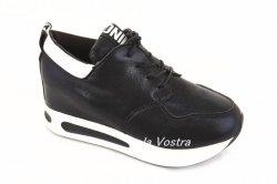 Кросівки жіночі A.A 3118 (весняно-осінні, чорний)