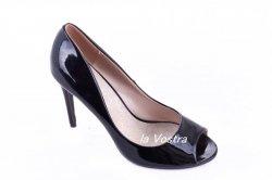 Туфли женские Seastar 4984 (весна-лето-осень, черный)