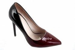 Туфли женские Vices 4712 (весна-лето-осень, красный)